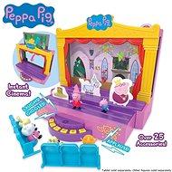 Peppa Pig set divadlo se zvukem - Herní set