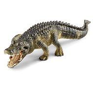 Schleich zvířátko – aligátor - Figurka