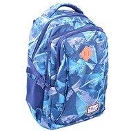 Hash tříkomorový HS-17 - Školní batoh