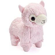 Lama Růžová - Hřejivý plyšák