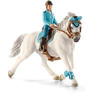 Schleich 42111 Žokej na koni - Figurky