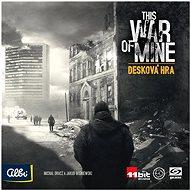 This War of Mine Desková hra - Společenská hra