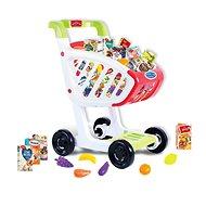 Rappa Nákupní vozík s českými potravinami - Dětský vozík
