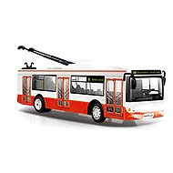Rappa Trolleybus with Voiced Stops - Toy Vehicle