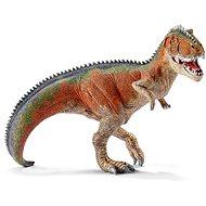 Schleich Prehistorické zvířátko – Giganotosaurus oranžový s pohybl. čelistí - Figurka