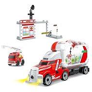 Rappa Šroubovací auto hasiči - Auto