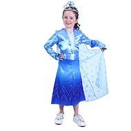 Rappa Modrá zimní princezna vel. M - Dětský kostým