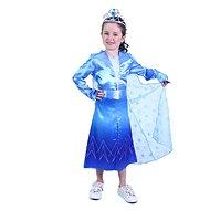 Rappa Modrá zimní princezna vel. S - Dětský kostým