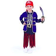 Rappa Pirát vel. S - Dětský kostým
