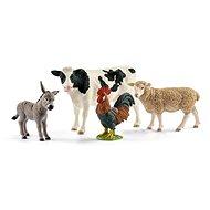 Schleich 42385 Set domácí zvířátka - Figurky