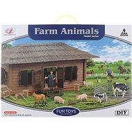 Farma se zvířátky - Sada