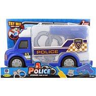 Auto policie s doplňky na baterie