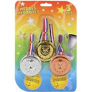 Medaile - Herní set
