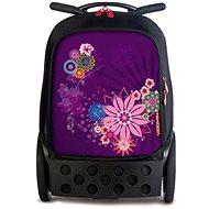 Nikidom Roller XL Bloom - Školní batoh