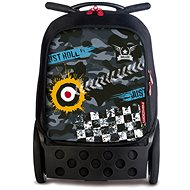 Nikidom Roller XL Camo - School Backpack