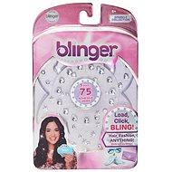 Kreativní sada Blinger: Náhradní náplň - stříbrné
