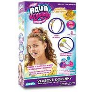 Aqua Krystaly - Vlasové doplňky - Kreativní sada