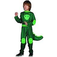Šaty na karneval - krokodýl L - Dětský kostým