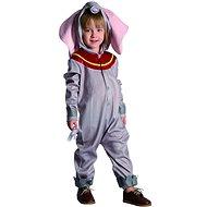 Šaty na karneval - slon - Dětský kostým