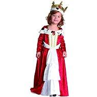Šaty na karneval - královna - Dětský kostým