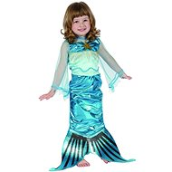 Šaty na karneval - mořská panna - Dětský kostým