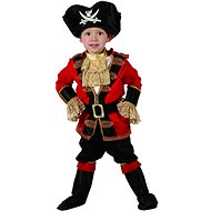 Šaty na karneval - pirát - Dětský kostým