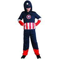 Šaty na karneval - hrdina - Dětský kostým