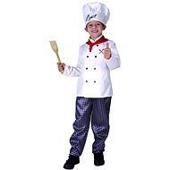Šaty na karneval - kuchař - Dětský kostým