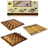 Šachy 3v1 - Stolní hra
