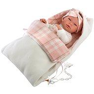 Llorens New Born holčička 73856 - Panenka
