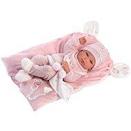 Llorens New Born holčička 73860 - Panenka