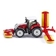 Siku Blister - Steyr tractor with chopper attachments