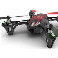 Hubsan H107C X4 Cam červená - Dron