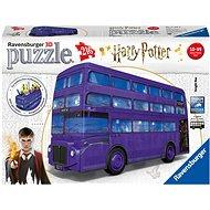 3D puzzle Ravensburger 3D 111589 Harry Potter Rytířský autobus  - 3D puzzle