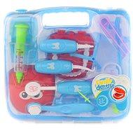 Sada zubař v kufříku - Herní set