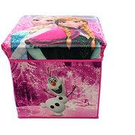 Úložný box Frozen růžový - Úložný box