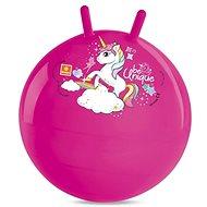 Skákací míč 50 cm - Jednorožec - Míč pro děti