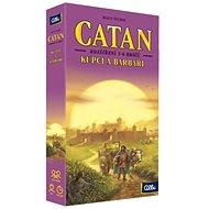 Catan - Kupci a barbaři 5-6 hráčů - Společenská hra