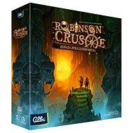 Robinson Crusoe: Záhada ztraceného města - Společenská hra