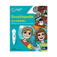 Kouzelné čtení Encyklopedie pro školáky - Kniha pro děti