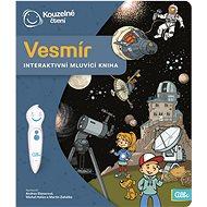 Kouzelné čtení Kniha Vesmír - Kniha pro děti