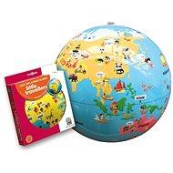Caly Globus Malý cestovatel - 30 cm - Míč