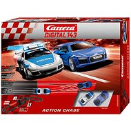 Carrera D143 40033 Action Chase - Autodráha