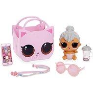 L.O.L Surprise Ooh La La Baby Surprise- Lil Queen Kitty - Figures