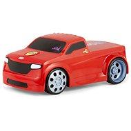 Interaktivní autíčko - červený náklaďák - Auto
