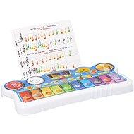 Piano - hrací set - Hudební hračka