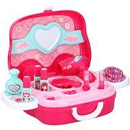 Beauty set pro malé princezny - Dětský kufr