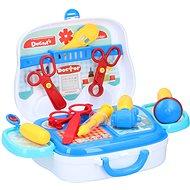 Doktor hrací set - Dětský kufr