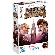 Infernal Machine: Moriarty Vs Sherlock - Board Game