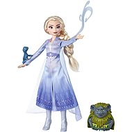 Frozen 2 Elsa with a Friend - Figurine